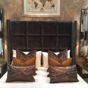 Kilbeggan Headboard with Wings