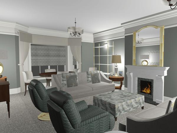 3D Image Room Design