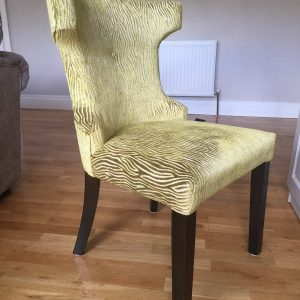 Crinkle Chair