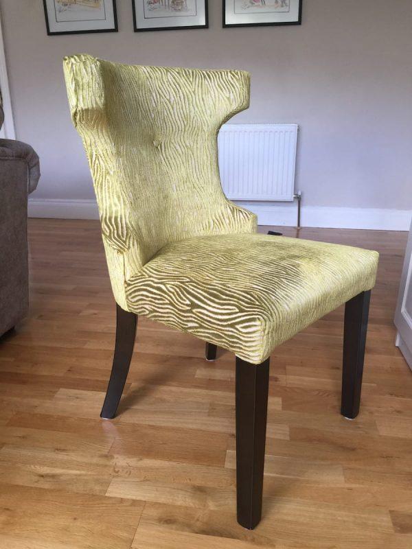 Crinkle Chair