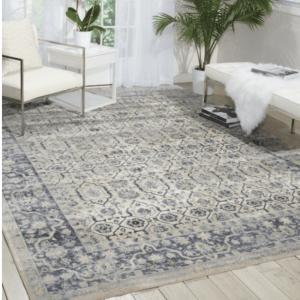 Stone Navy rug